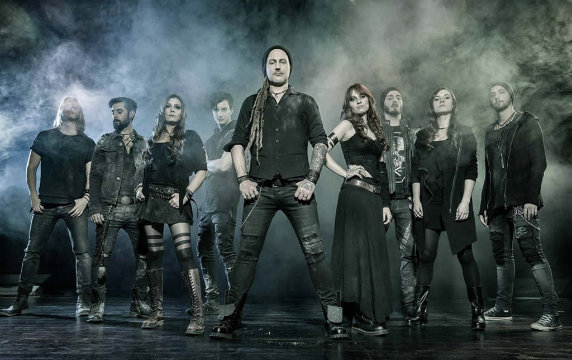 Eluveitie band photo